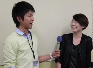 学生インタビュー